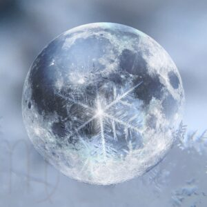 Full Snow Moon in Virgo